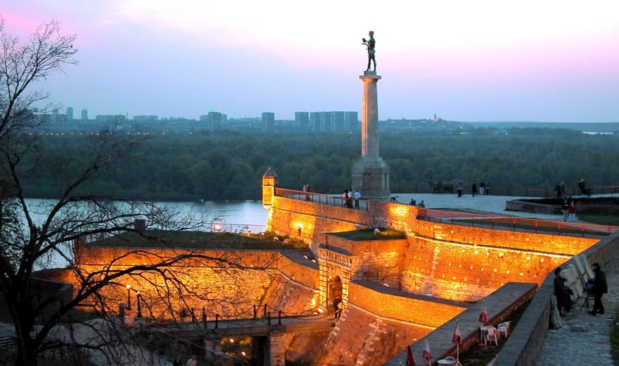 The Belgrade Fortress