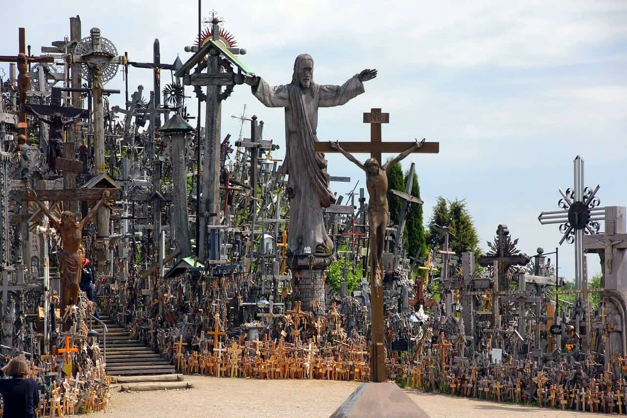 You are currently viewing Hill of Crosses Lithuania