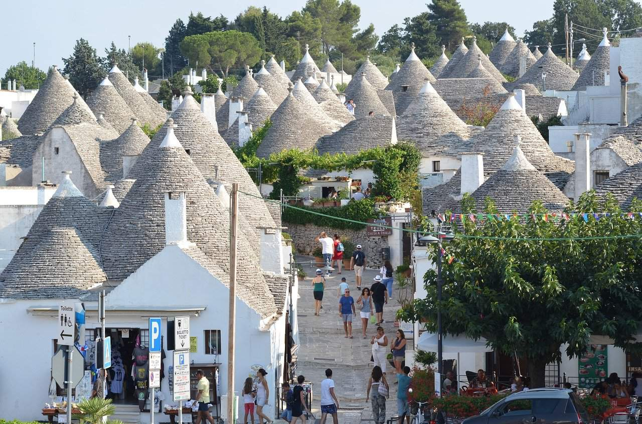 Read more about the article Alberobello – The Trulli Town