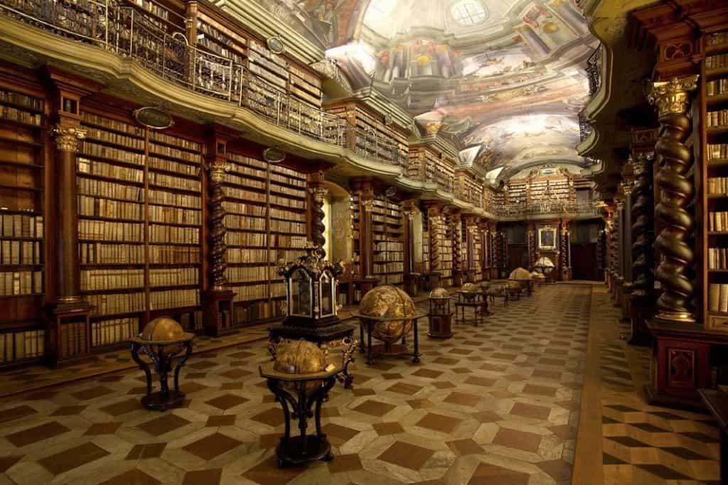 Clementinum - Prague
