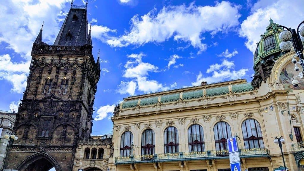 Powder Tower - Prague