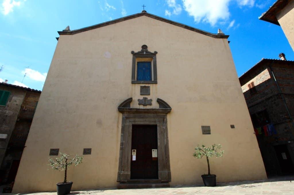 Abbadia, Tuscany, Italy
