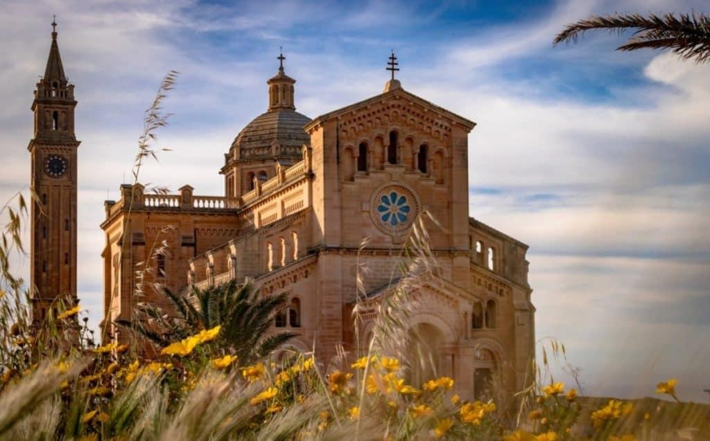 Basilica of the Blessed Virgin Of Ta' Pinu, Gozo