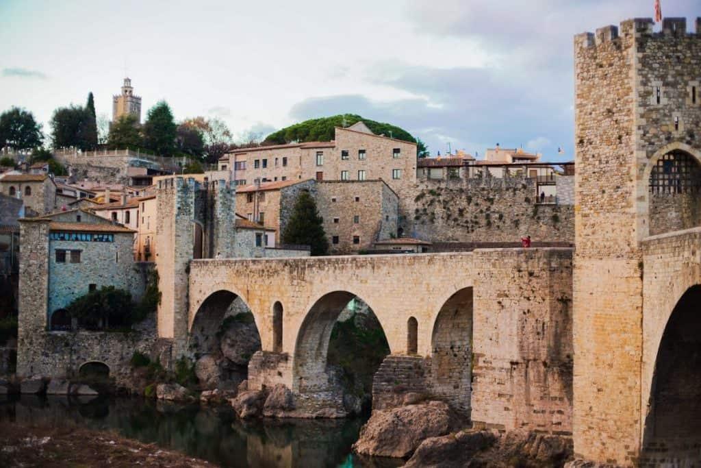 Besalu, Catalonia, Spain