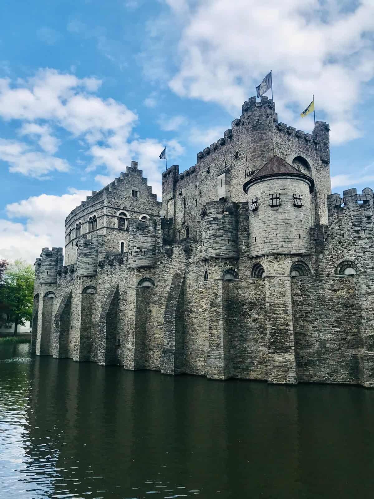 Castle of Gravensteen, Belgium