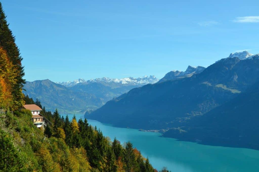 Harder Kulm, Unterseen, Switzerland