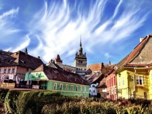 Read more about the article Top 5 Most Stunning Cities in Romania