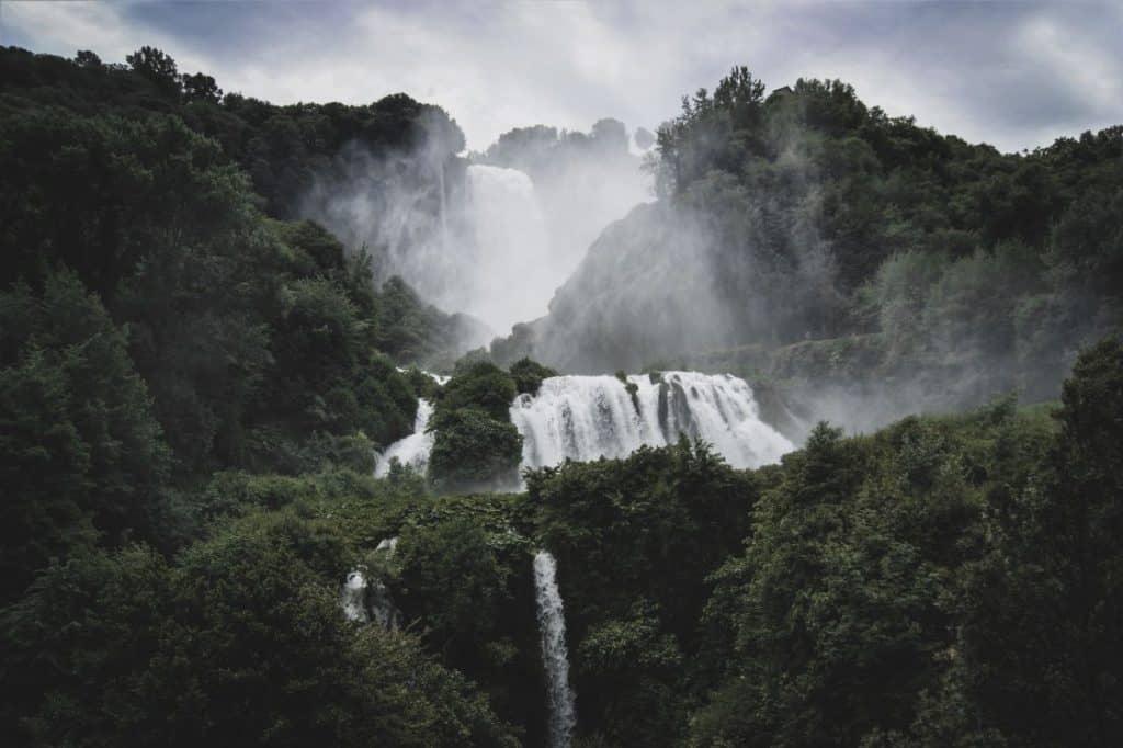 Cascata delle Marmore, Terni, Italy