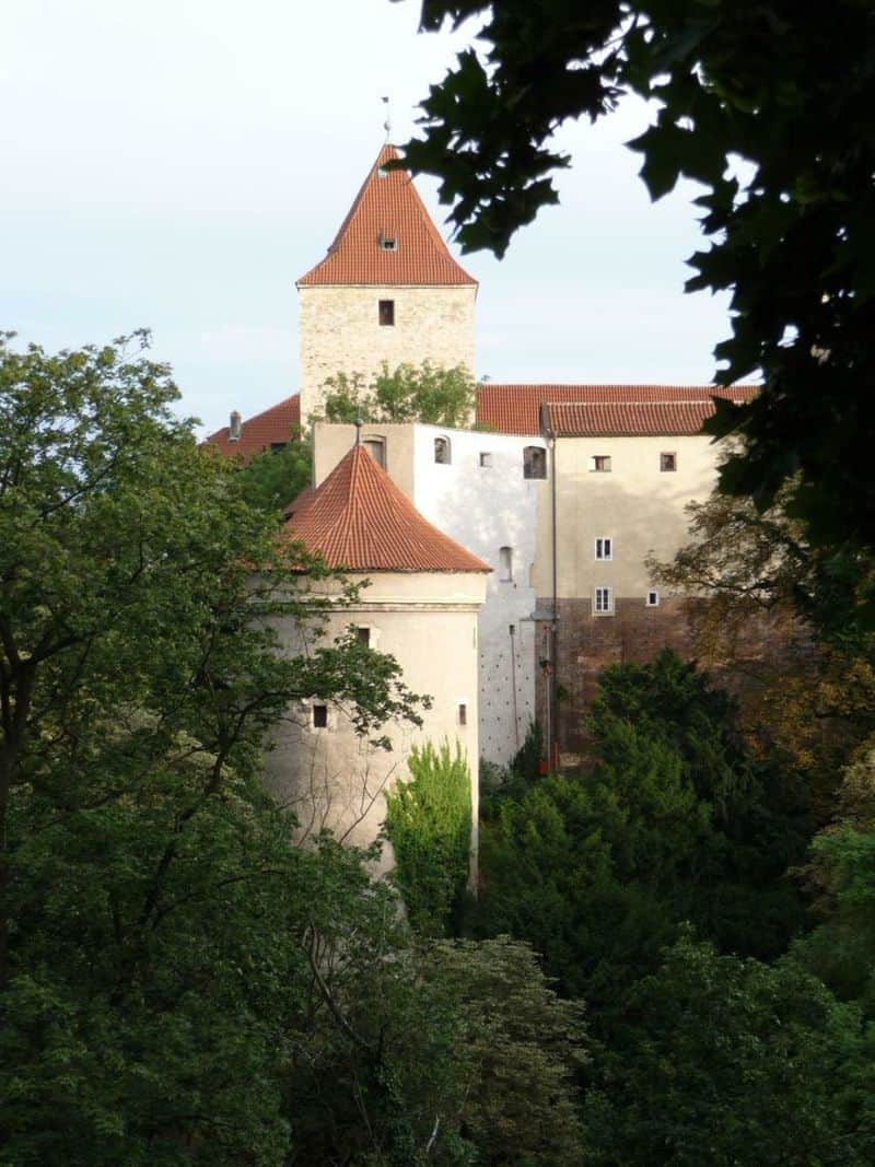 Dalibor Tower, Prague