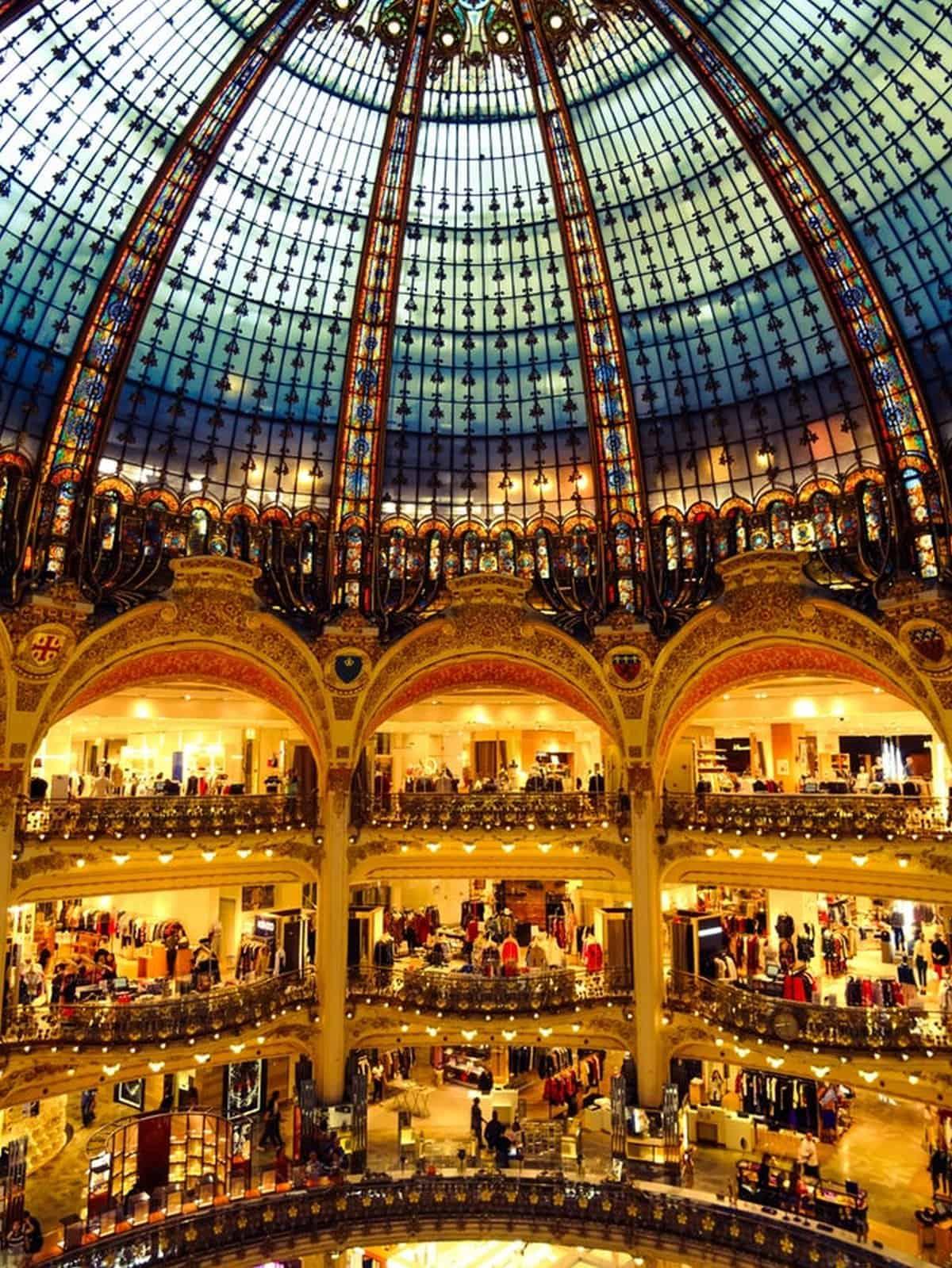 Lafayette Gallery, Paris, France