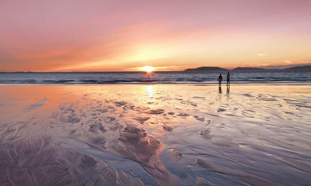 Playa de Carnota, Spain