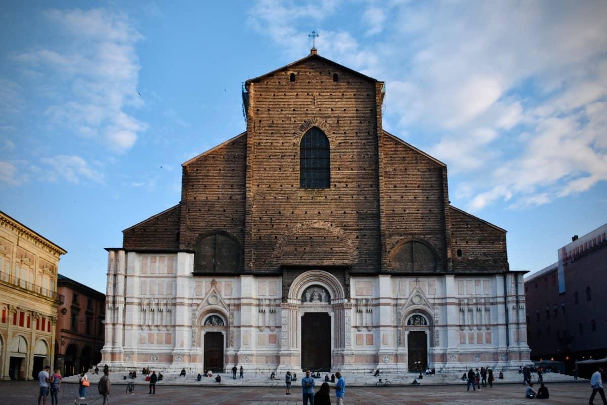 Basilica San Petronio, Bologna, Italy