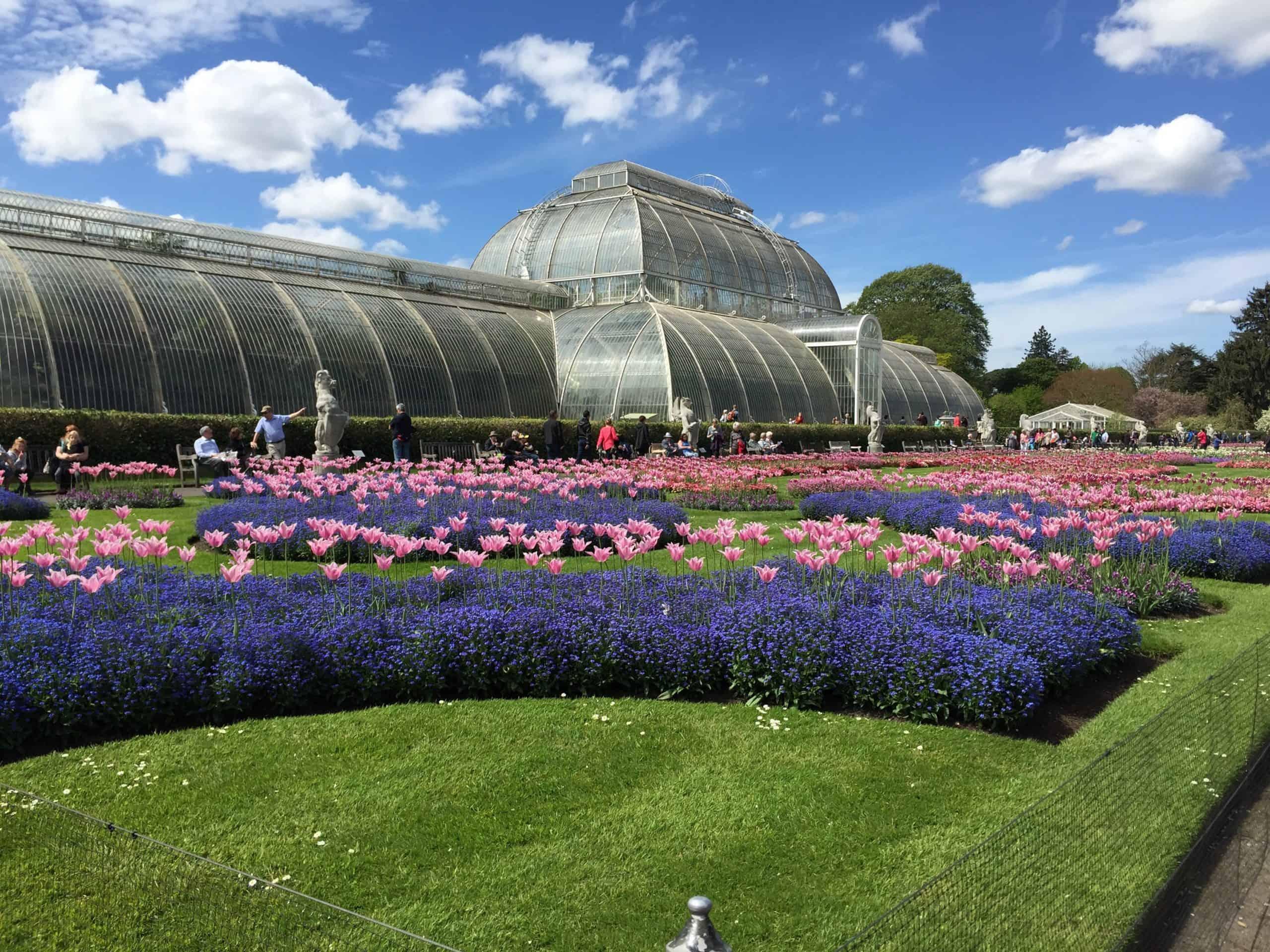 Kew Botanical Gardens, London, England