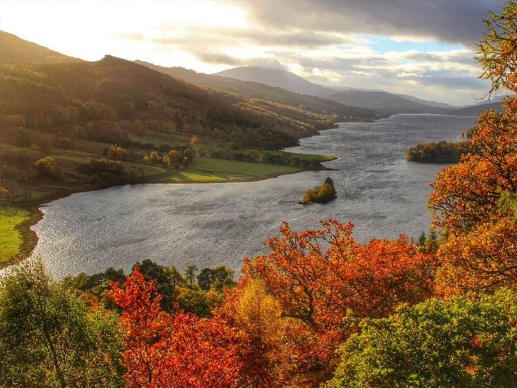 Perthshire, Scotland