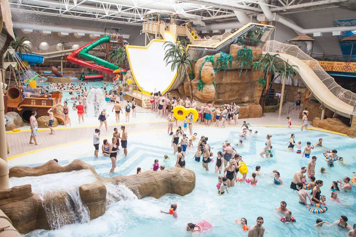 You are currently viewing Top 5 Most Entertaining Water Parks In Europe