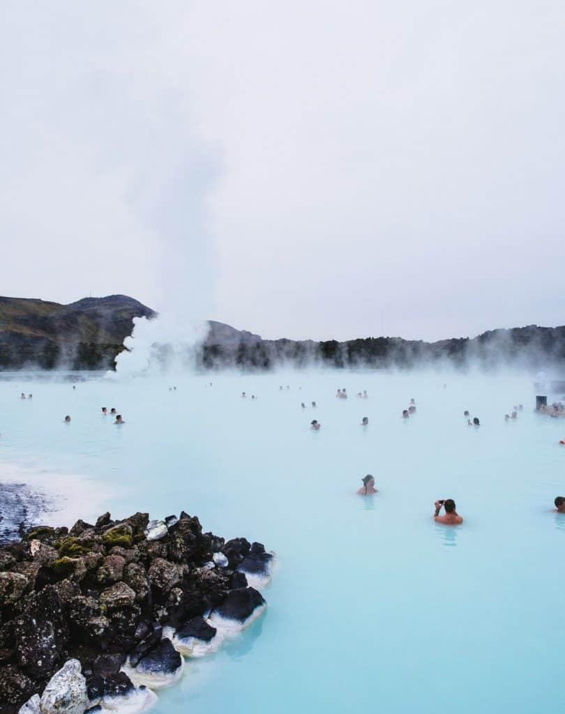 Blue Lagoon, Grindavik, Iceland