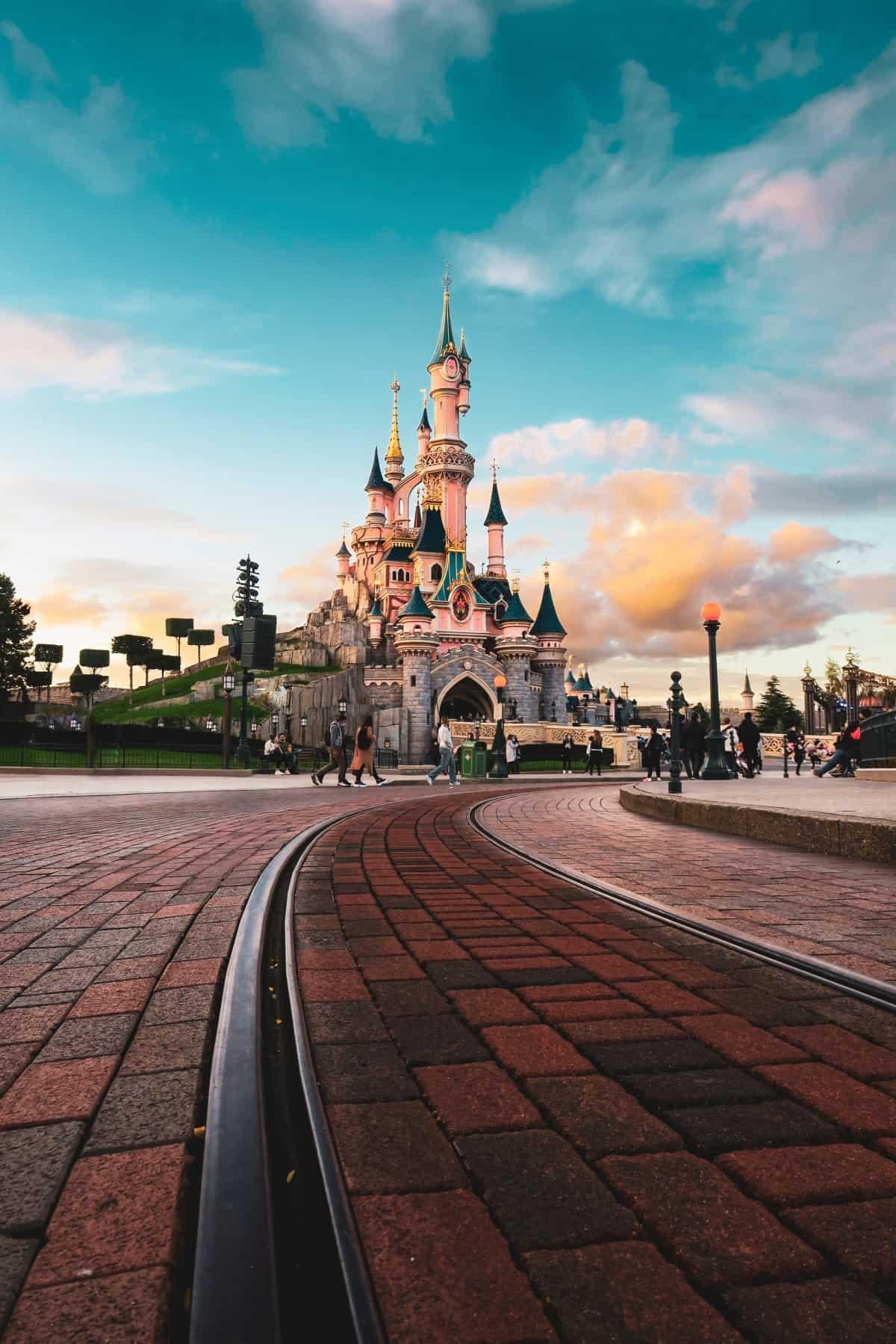 Disneyland, Paris, France is a Family-friendly Destination
