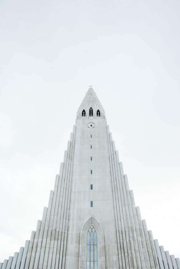 Hallgrmskirkja church, Iceland